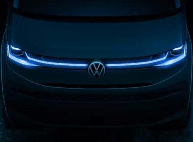 Nowy VW Multivan (fot. mat. prasowe)