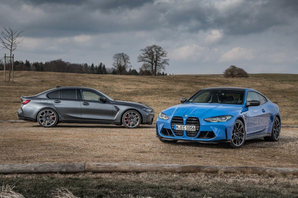 BMW M3 i M4