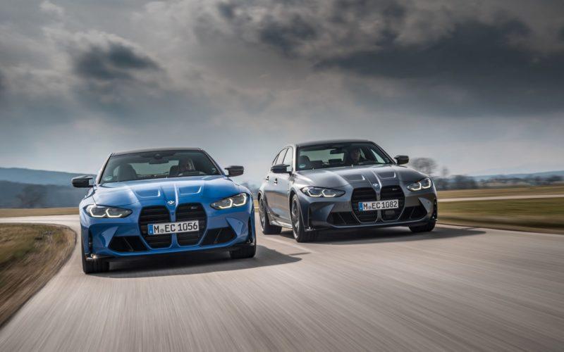 BMW M3 i BMW M4 x M xDrive
