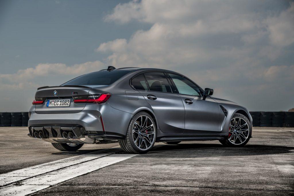 BMW M3 Competition M xDrive