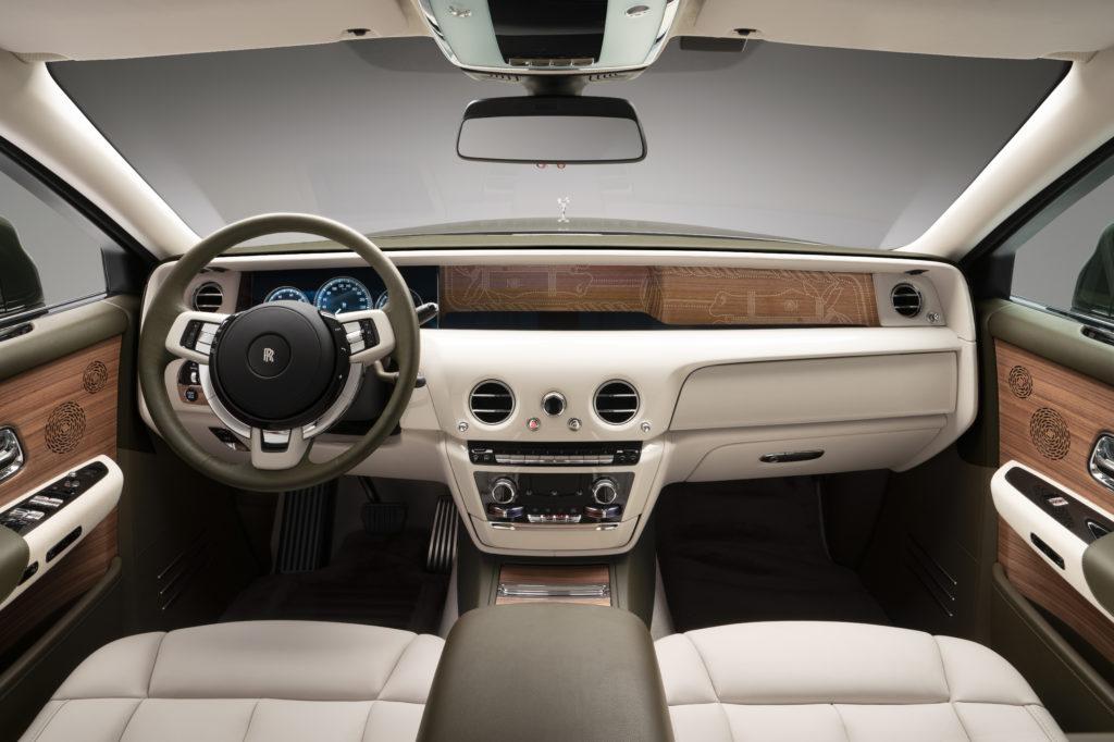 Rolls-Royce Phantom Oribe (fot. mat. prasowe)