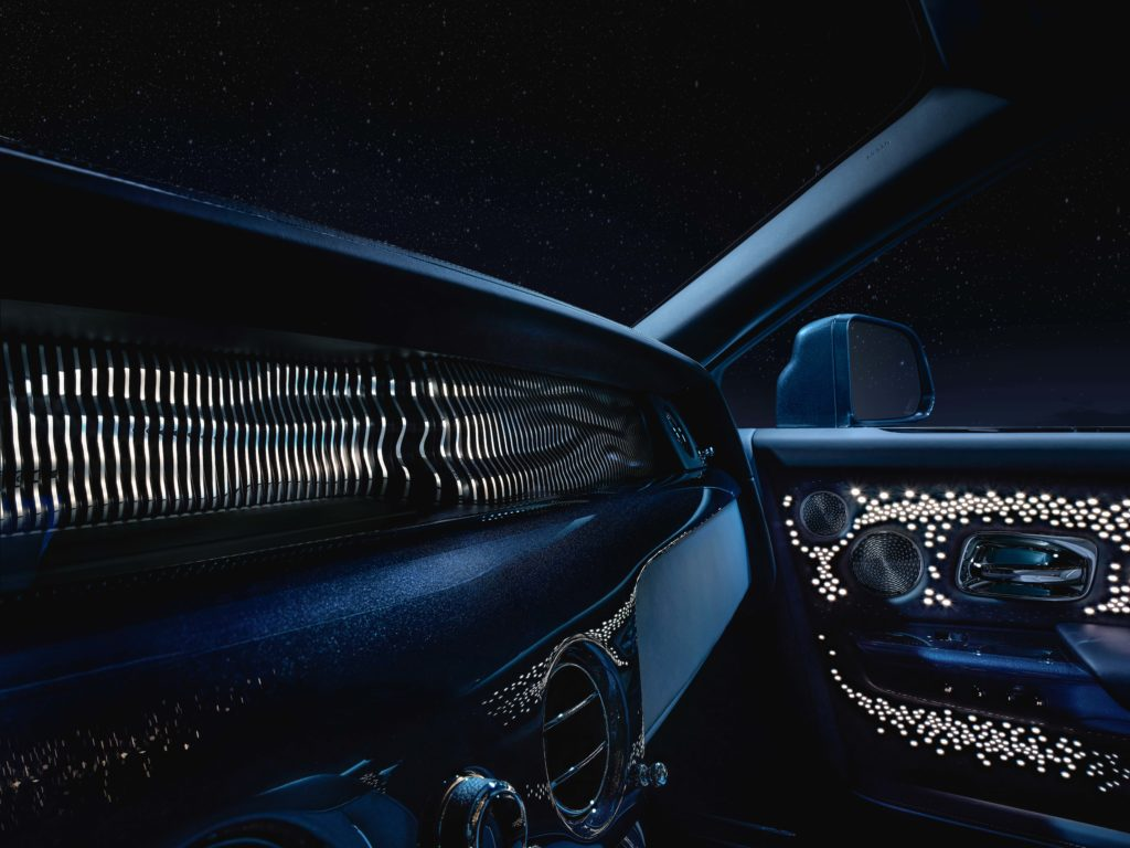 Rolls-Royce Phantom Tempus (fot. mat. prasowe)