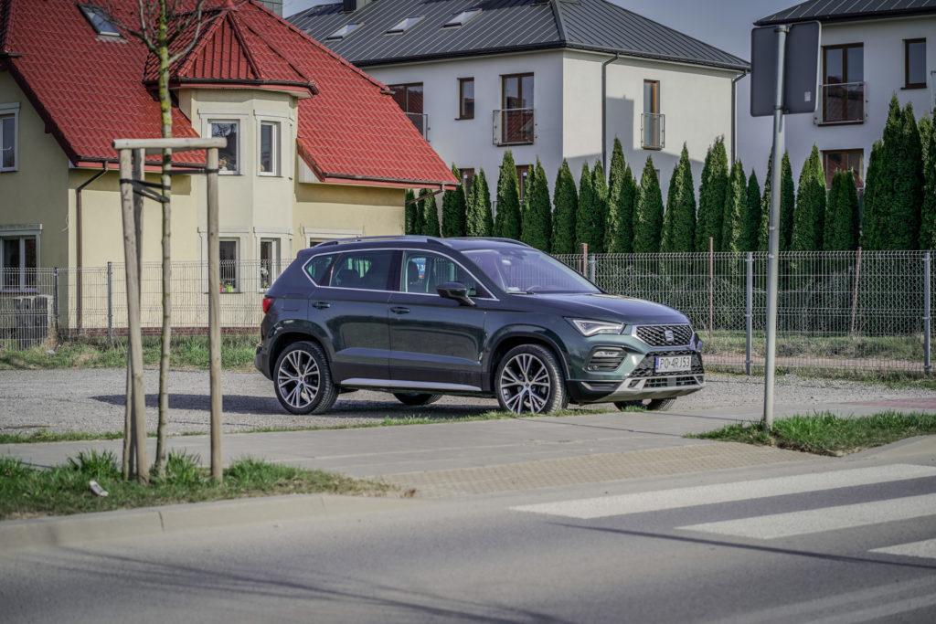 Seat Ateca Experience (fot. Jakub Kornacki / Automotyw.com)