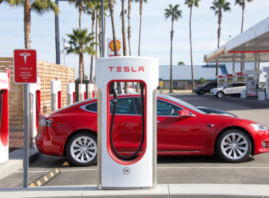 Supercharger Tesla