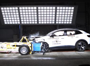 VW ID.4 w testach Euro NCAP