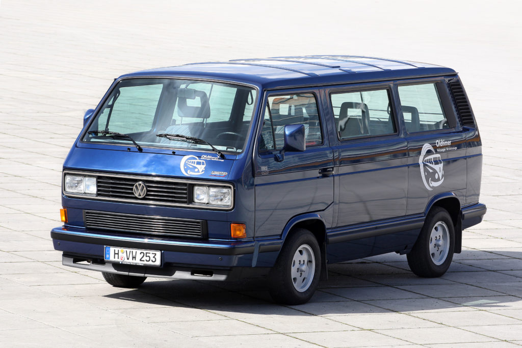 VW Multivan (fot. mat. prasowe)