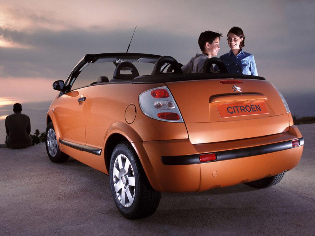 Citroën C3 Pluriel (fot. mat. prasowe)