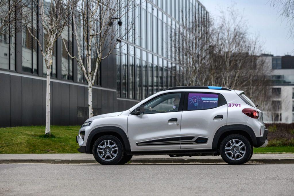 Nowa Dacia Spring