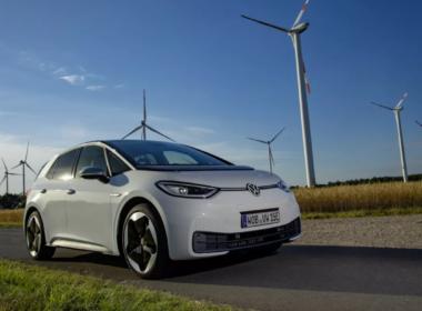 VW ID.3 i zielona energia