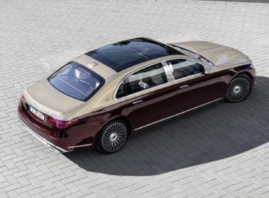 Mercedes-Maybach S680 4Matic (fot. materiały prasowe producenta)