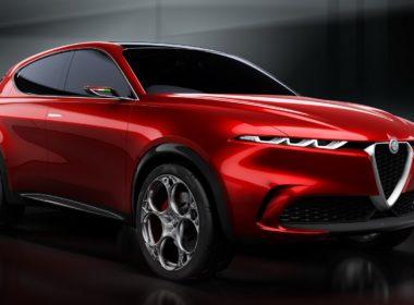 Alfa Romeo Tonale (fot. mat. prasowe)