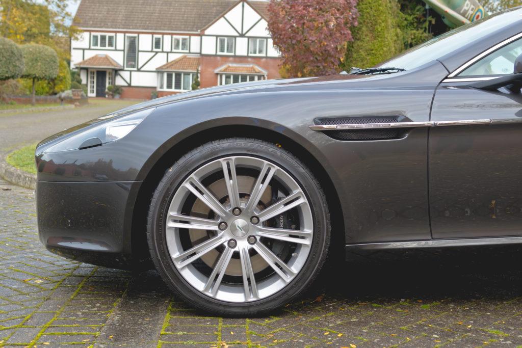 felgi Aston Martin