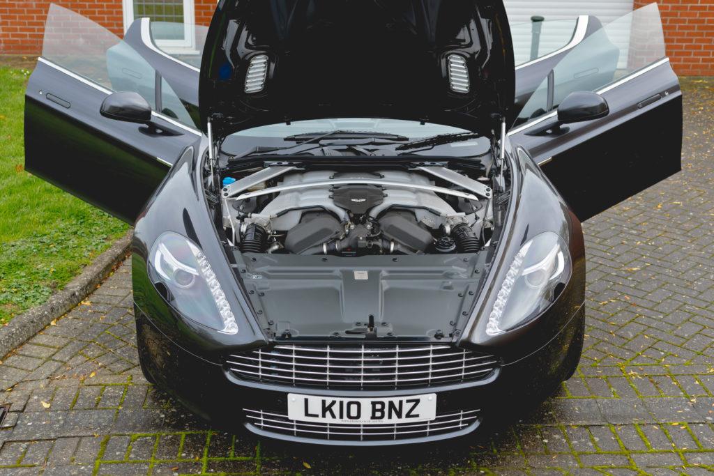 Aston V12