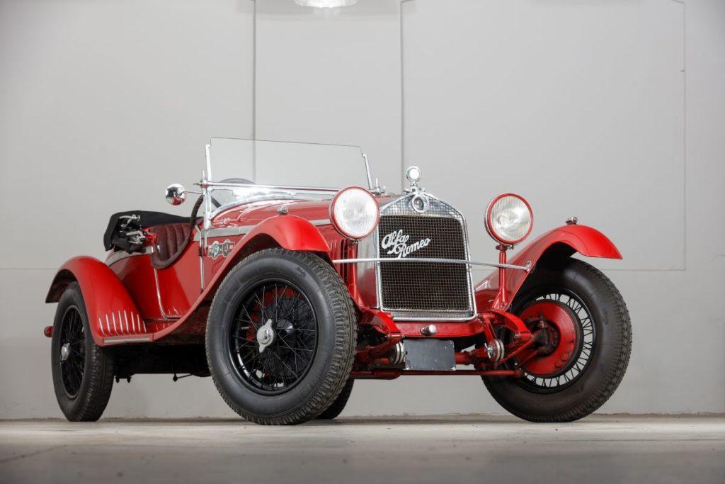 Alfa Romeo Mille Miglia (fot. mat. prasowe)