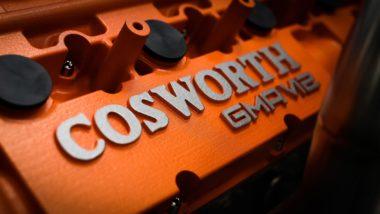 Silnik V12 Cosworth GMA T.50