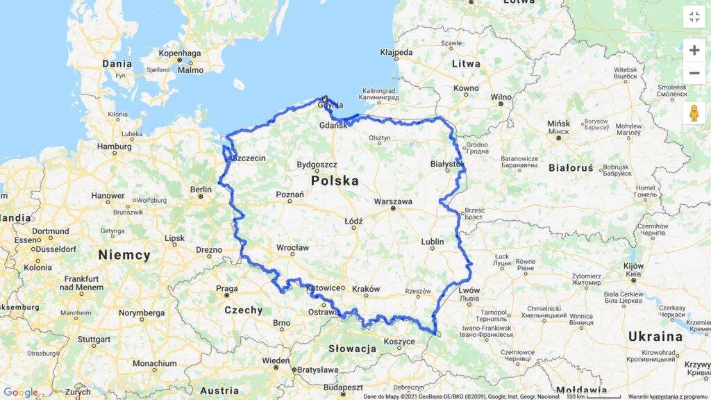 Droga dookoła Polski (fot. mat. prasowe)