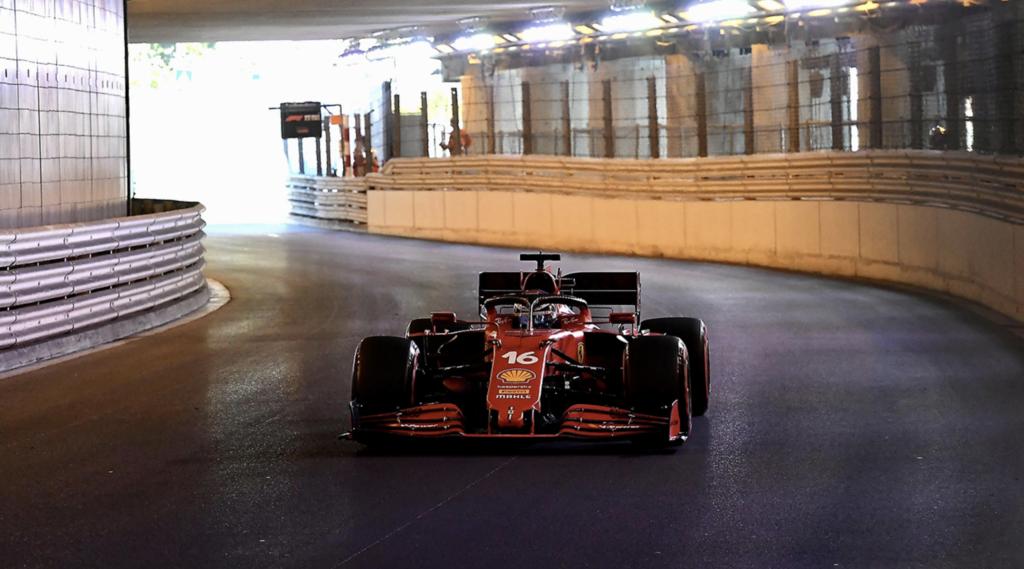 Ferrari GP Monako (fot. Ferrari)