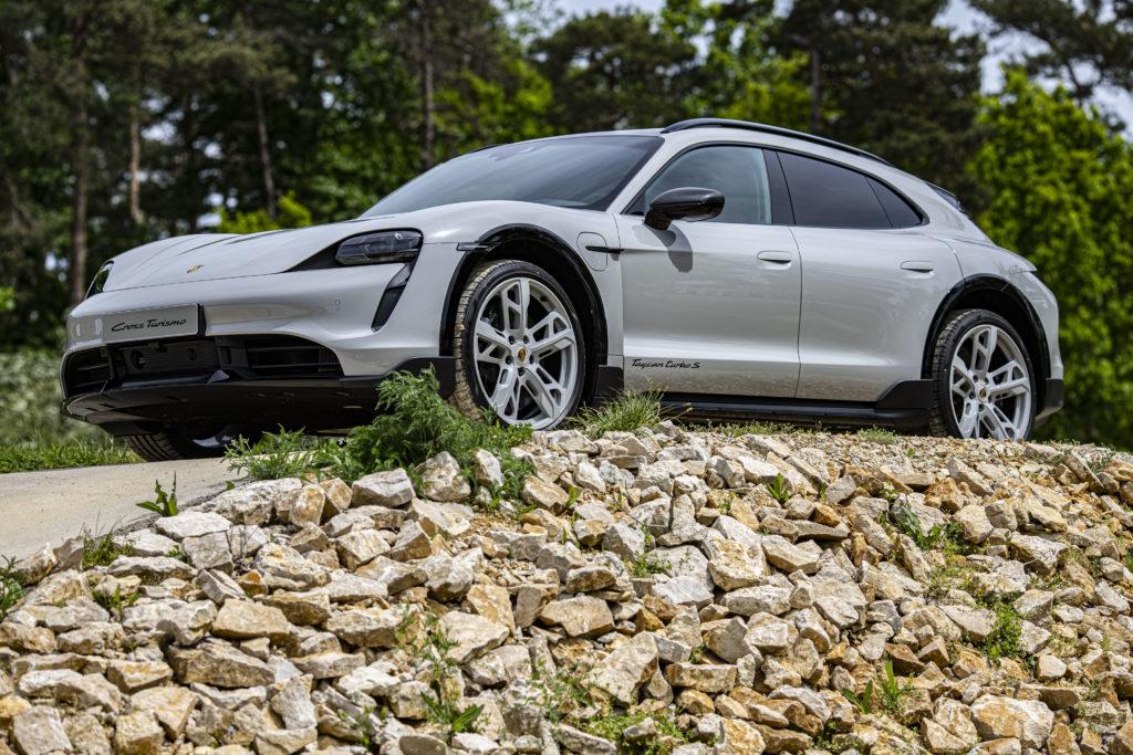 Porsche Taycan Cross Turismo (fot. Łukasz Walkiewicz / Automotyw.com)