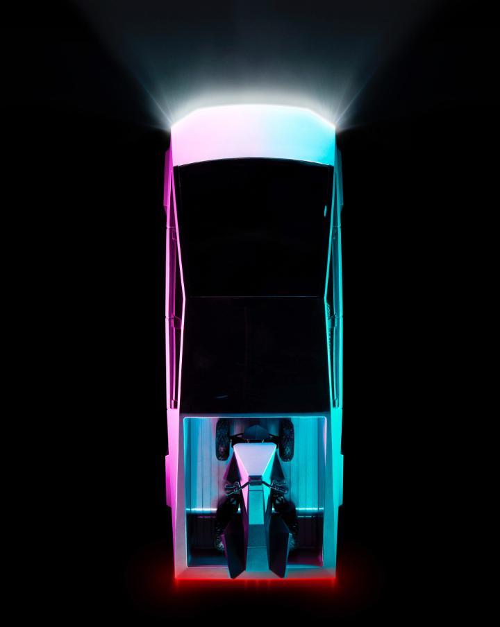 Hot Wheels Tesla Cybertruck (fot. Tesla)