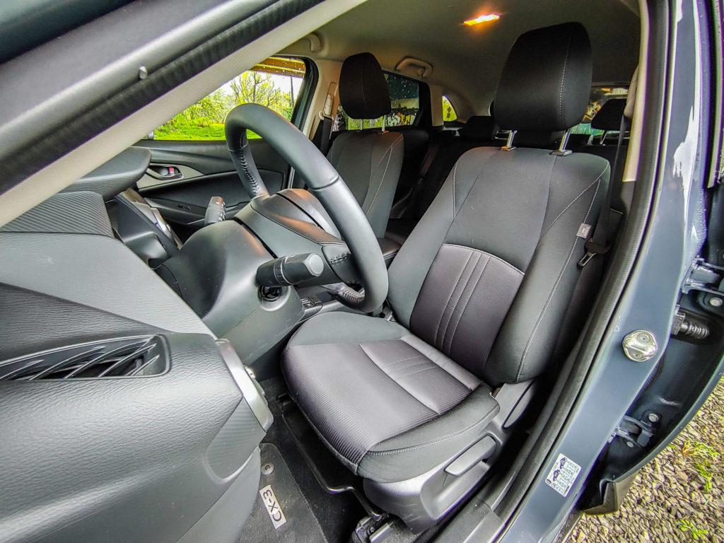 Mazda CX-3 SkyActiv G