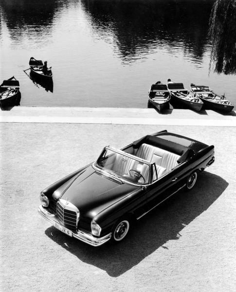 Mercedes-Benz W 111 (fot. mat. prasowe)