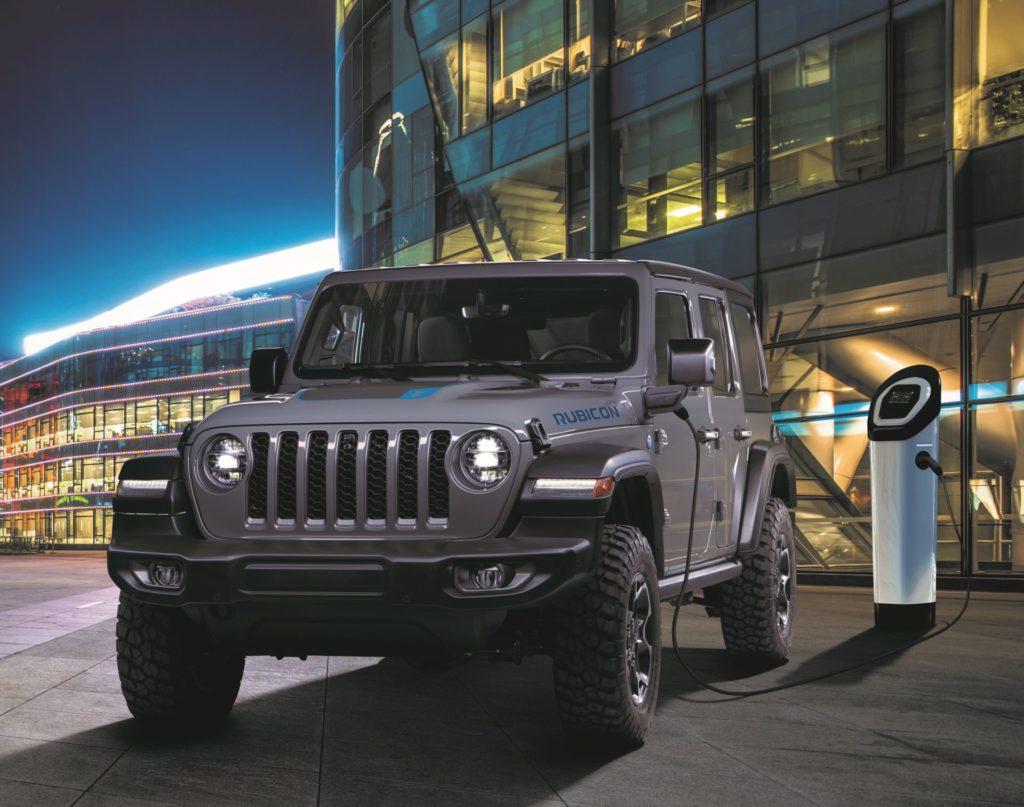 2021 Jeep® Wrangler 4xe