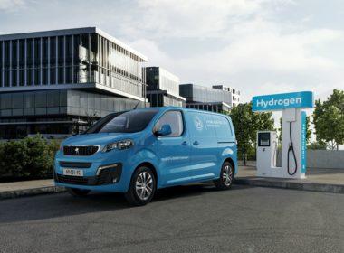 PEUGEOT e-EXPERT Hydrogen (fot. mat. prasowe)
