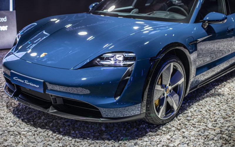 Porsche Taycan Cross Turismo (fot. Łukasz Walkiewicz - automotyw.com)