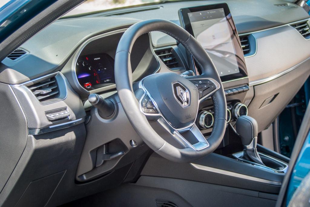 Renault Arkana Intens TCE 140 EDC (fot. Jakub Kornacki / Automotyw.com)