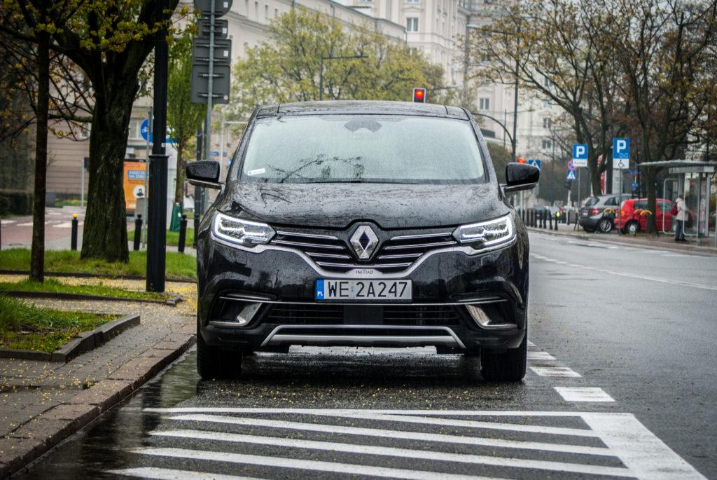 Renault Espace dCi 200 Initiale Paris (fot. Jakub Kornacki / Automotyw.com)
