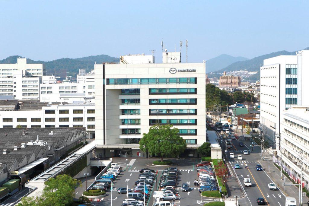 Siedziba główna Mazdy w Hiroshimie