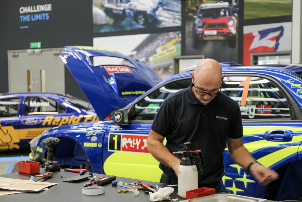 Subaru Impreza WRC Prodrive Solberg (fot. prodrive)