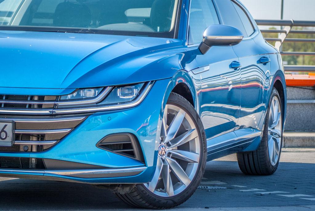 VW Arteon Shooting Brake (fot. Jakub Kornacki / Automotyw.com)
