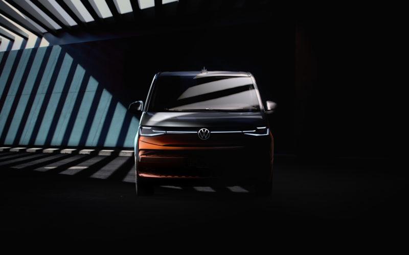 VW Multivan T7 design (fot. VW)