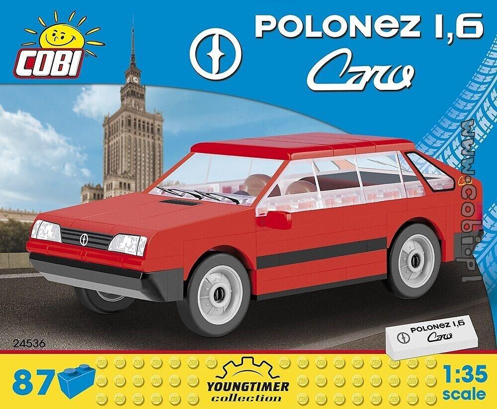Polonez Caro COBI (fot. COBI)