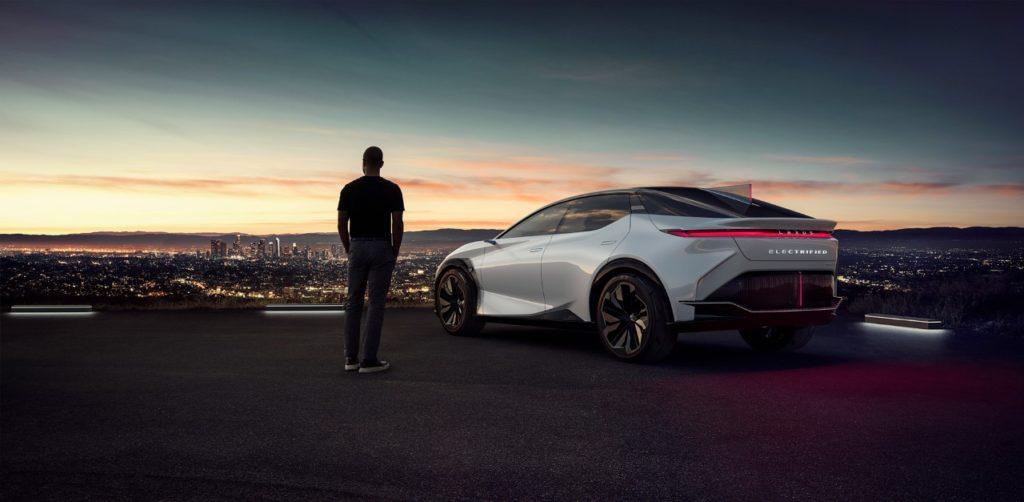 Elektryczny Lexus? (fot. Lexus)