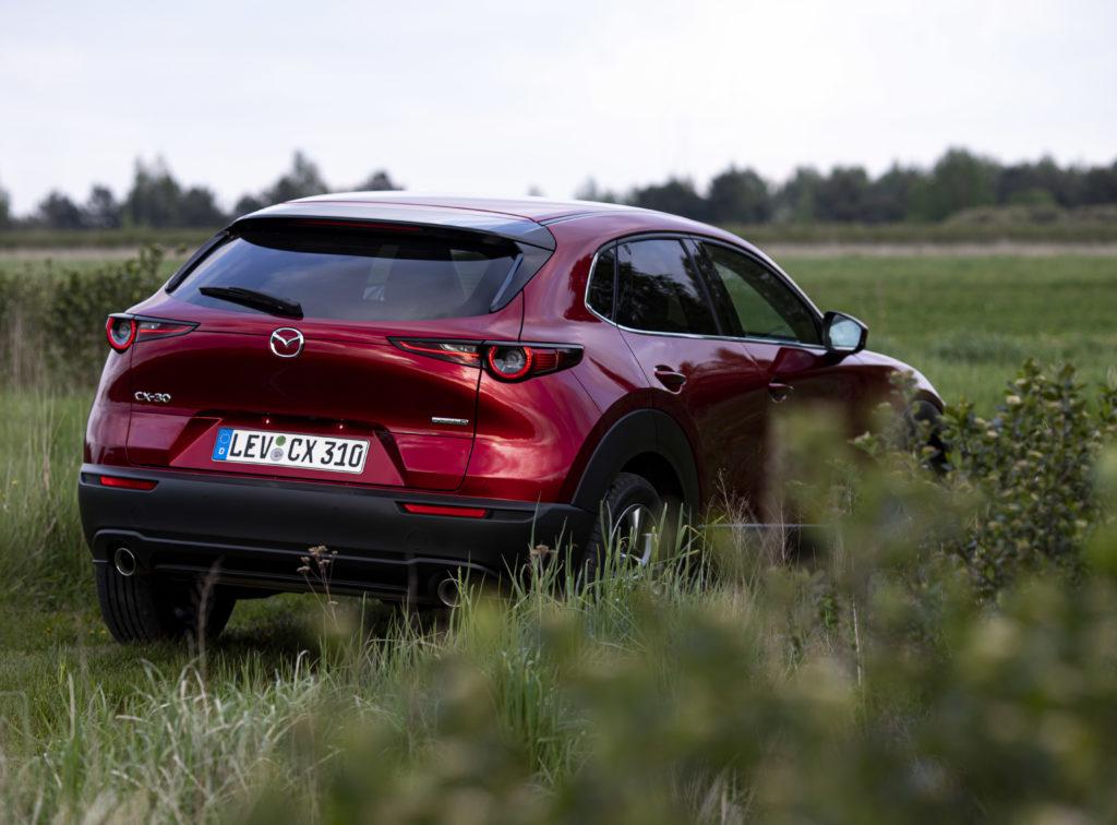 Mazda CX-30 (fot. Łukasz Walkiewicz / Automotyw.com)