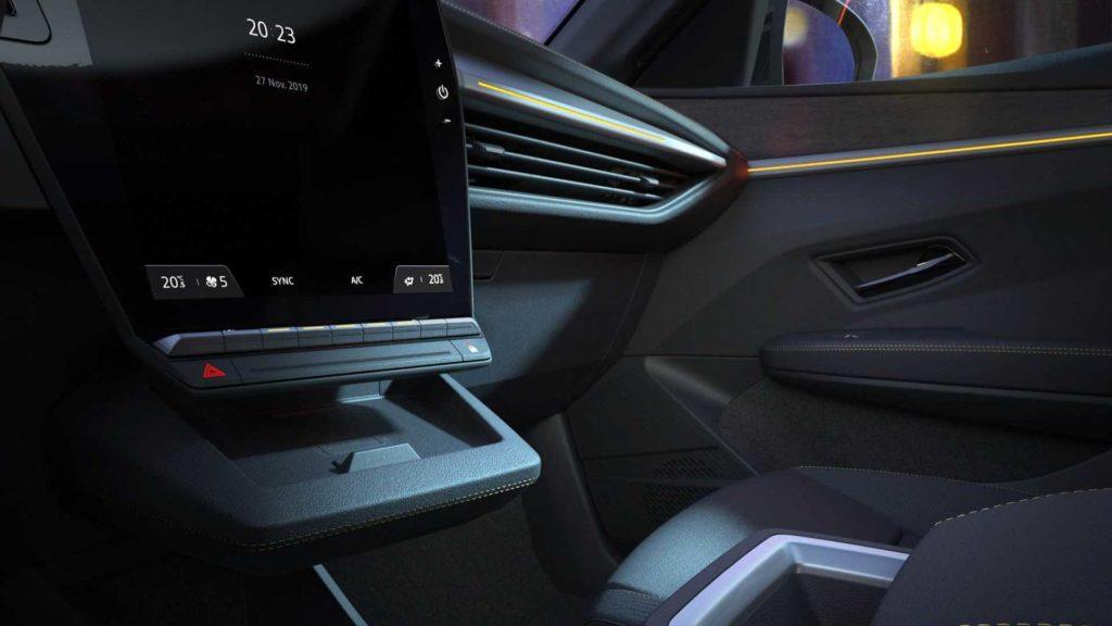 Nowe Renault Megane E-Tech Electric