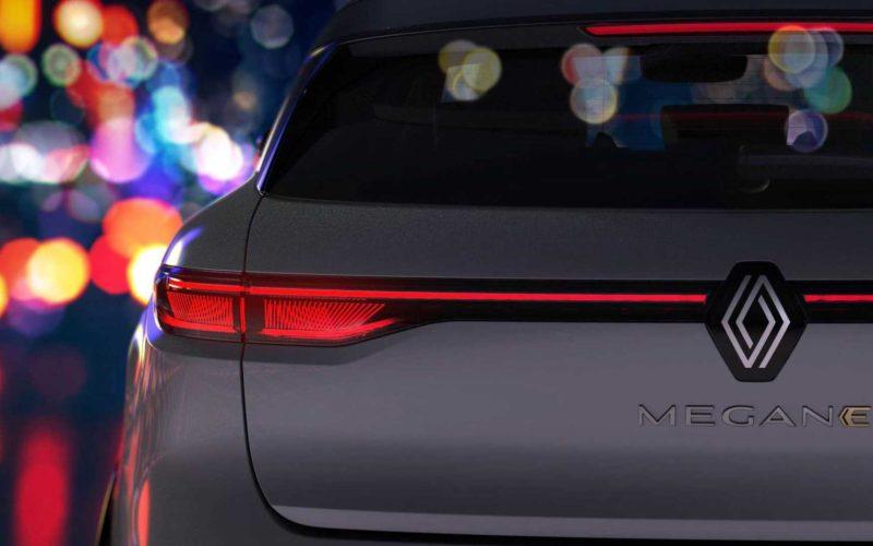 Nowe Renault Megane E-Tech Electric (fot. materiały prasowe producenta)