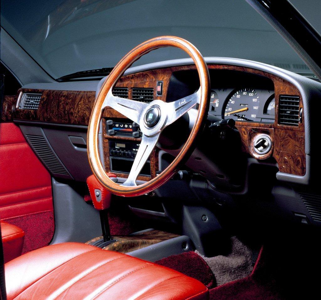 wnętrze Toyota Classic
