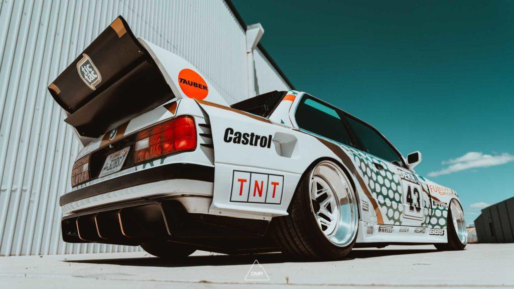 Tic Tac BMW E30 M3 (fot. mat. prasowe)