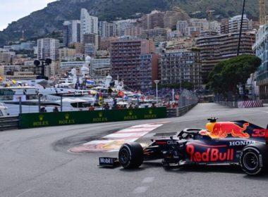 Max Verstappen GP Monaco 2021