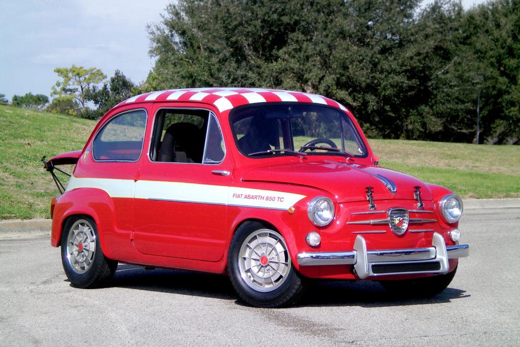 962 Fiat Abarth 850TC