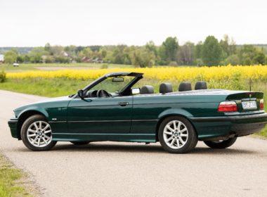 BMW 3 z końca ubiegłego wieku jako youngtimer? Da się zrobić (fot. Łukasz Walkiewicz / Automotyw.com