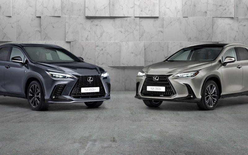 Nowy Lexus NX (fot. Lexus)