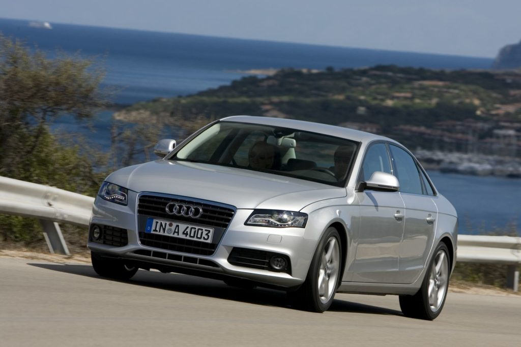 Audi A4 B8 (2008)
