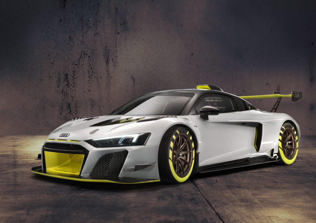 Audi R8 LMS GT2 (fot. Audi)