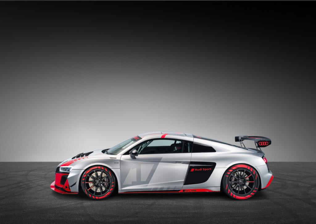 Audi R8 LMS GT4 (fot. Audi)