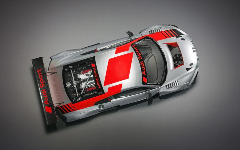 Audi R8 LMS GT3 (fot. Audi)