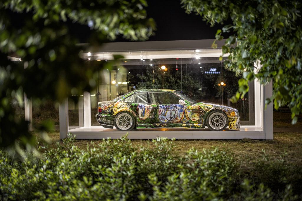 BMW Art Cars Warszawa 2021 (fot. BMW)